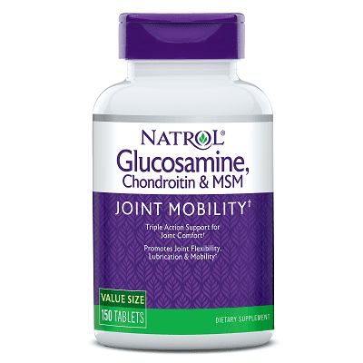 Chondroitin & Glucosamine Nutritional Supplements